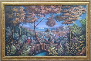 Les Voyageurs. © Jules Ernest Paul, Haiti (azin.fr) - Foto auf Wikimedia Commons CC BY-SA