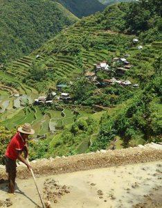 Batad Rice Terraces, Banaue 2012. © Captaincid, CC BY-SA Wikimedia Commons
