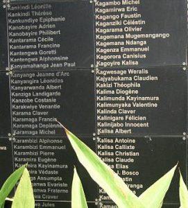 April bis Juli 1994 wurden ca. 800.000 Menschen ermordet. Oft war eine Identifizierung der Toten nicht mal mehr möglich. Kigali Memorial Centre. © 2007 Fanny Schertzer CC BY-SA Wikimedia Commons